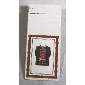 Harley Davidson 90th Anniversary Playing Card Deck