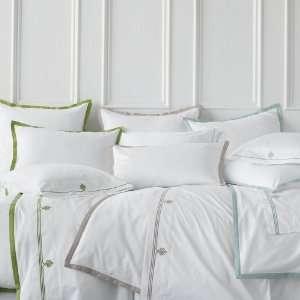 Classic Whites Complete Bedding Set   Aqua Home & Kitchen
