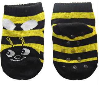 Bumble Bee Baby Toddler Socks Kids Super Cute Unisex Gift New
