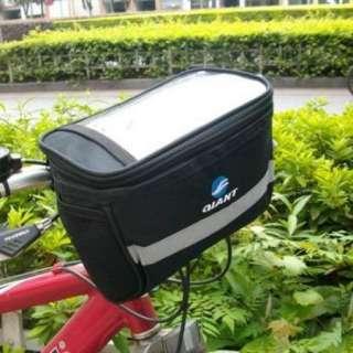 New Cycling Bicycle handlebar bag Bike front basket