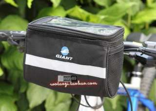 2012 Cycling Bicycle handlebar bag Bike front basket