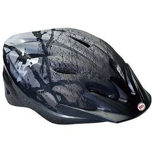 Bell Aero Youth Helmet, Black Barbed Wire