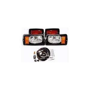 Headlight Tail Light Kit Club Car DS Golf Cart