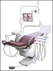 Dental Equipment Mirage TPC Chair Operatory Pkg W/Cuspidor INCLUDES