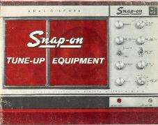 SNAP ON MT418 TACH DWELL METER INSTRUCTIONS with Bonus |