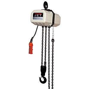 BRAND NEW JET 5 TON 10 LIFT ELECTRIC CHAIN HOIST #531000