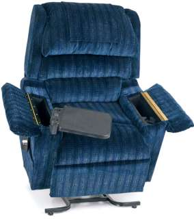 Golden Regal PR751 Electric Lift Chair Recliner Call us at 1 800 659