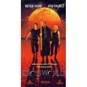 [VHS]: Rutger Hauer, Josh Charles, Stuart Wilson (II), Andrea Roth