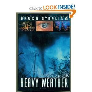 Heavy Weather (9780553093933) Bruce Sterling Books