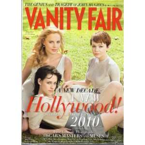 No 595 March 2010 (KRISTEN STEWART, ABBY CORNISH, CAREY MULLIGAN