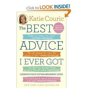 Lessons from Extraordinary Lives (9780812982589): Katie Couric: Books