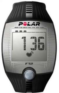 Polar Fitness Heart Rate Monitor Watch FT2
