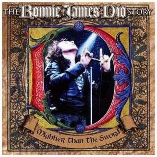 James Dio Story Mightier Than the Sword Audio CD ~ Ronnie James Dio