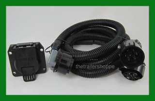Way RV Plug Gooseneck Wiring Harness Ford Chevy |