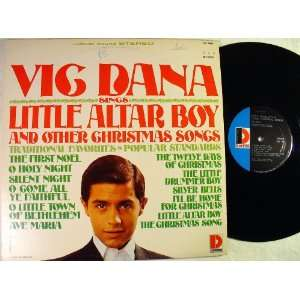VIC DANA SINGS LITTLE ALTAR BOY: Vic Dana: Music