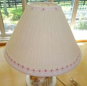 Nursery~Baby~Kid~Girl~Wood~Wooden~Lamp & Night Light~Nite Lite