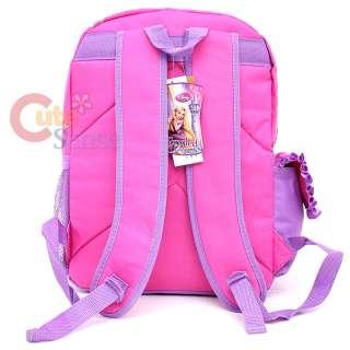 Disney Princess Tangled Rapunzel School Backpack Lunch Bag 4