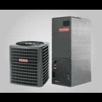 ton Heat Pump 15 Seer Goodman Complete split System