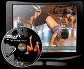 Insanity 60 Day Workout 13 DVD w/ Nutrition & Fitness Guide Used