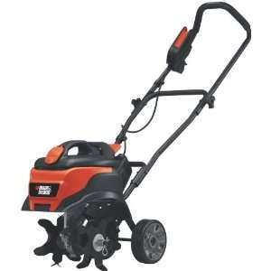 TL10 8.3 Amp Corded Electric Front Tine Tiller: Patio, Lawn & Garden