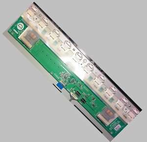 37 SHARP LCD TV PART BACKLIGHT INVERTER BOARD RUNTKA497WJQZ