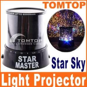 NEW Romantic Star Master Light Lighting Projector H536