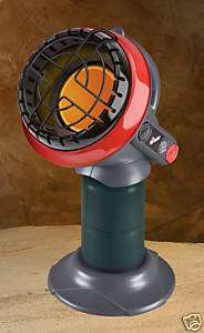 Mr. Heater MH4B Portable Propane Little Buddy Heater 089301734951