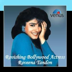 Ravishing Bollywood Actress Raveena Tandon Various Artists Music