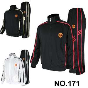 Tracksuit Athletic Tops and Bottoms Jacket & Pants Sports Jogging Tran