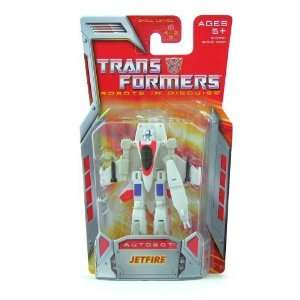 Transformers Robots in Disguise   AutoBot Jetfire: Toys & Games