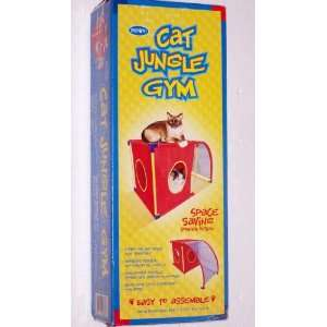 Cat Jungle Gym Play Structure