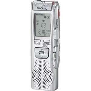 : PAN RRQR180 Panasonic Digital Voice Activated Recorder: Electronics