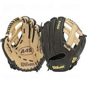 Wilson A450 10 Baseball Glove   Left Hand Throw Sports